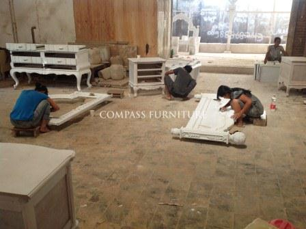 compass furniture custom furniture interior jakarta
