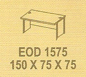 Modera Meja Direktur EOD 1575
