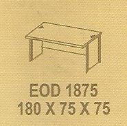 Meja Direktur Modera EOD 1875